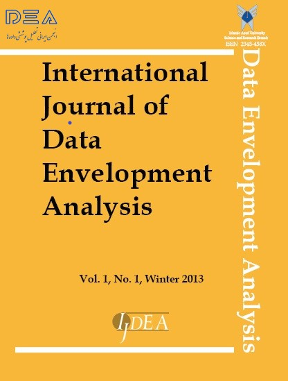 International Journal of Data Envelopment Analysis